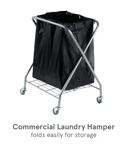 Zogics Commercial Laundry Hamper