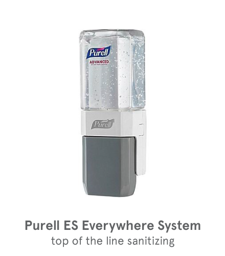 Purell Everywhere System Hand Sanitizer and Dispenser
